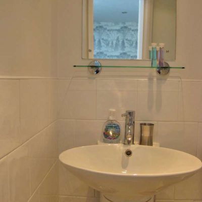 Aquarium Guest House Bathroom