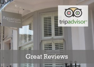 Guest Reviews at the Aquarium Guest House